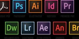 Adobe, office, and more software.