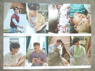 [WTS] GOT7 <Present : YOU> Lyric Card