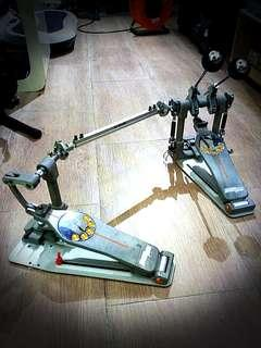 @Used PEARL Eliminator Demon Drive Double Pedal