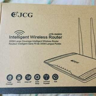 ‼️REPRICED‼️JCG Intelligent Wireless Router
