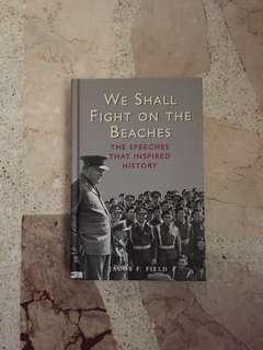 We Shall Fight On The Beaches - Jacob B Field