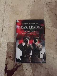 ‼️REPRICED‼️Dear Leader by Jang Jin-Sung