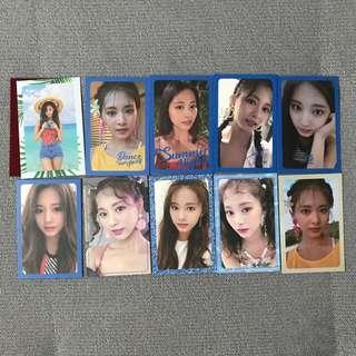 Twice Tzuyu DTNA Photocard