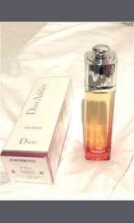 DIOR ADDICT PERFUME 100ml NEW