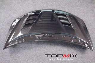 Order for topmix aka seibon Honda GK5 Carbon Fiber vented bonnet
