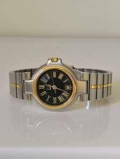 Dunhill 登喜路經典女裝電子錶