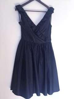 Black Mori Lee Dress Size S