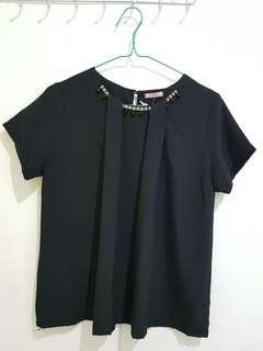 Glamouz top baju wanita