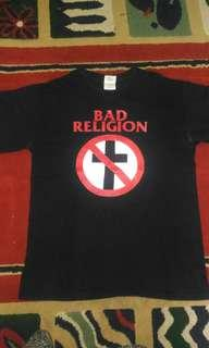 Tshirt bad religion ori tag gildan
