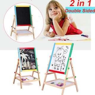 Kids Whiteboard/Blackboard Brand New