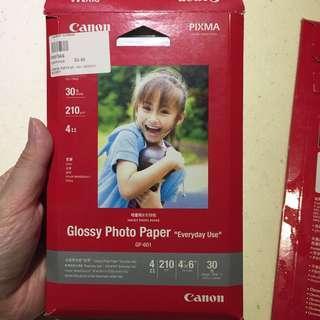 🚚 Canon Glossy Photo Paper