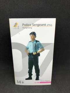 Tiny Police Sergeant (PTU) 軍裝機動部隊