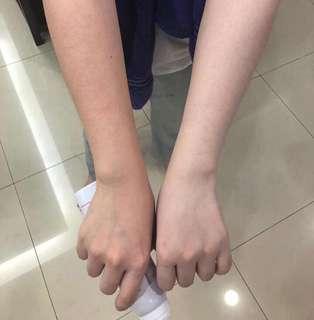 Skin Whitening Mositurizer