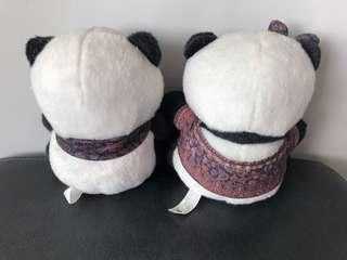 Panda stuff toys