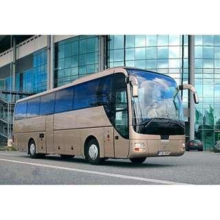 四十五座跨境旅遊巴士(以下價格為人民幣單程計)