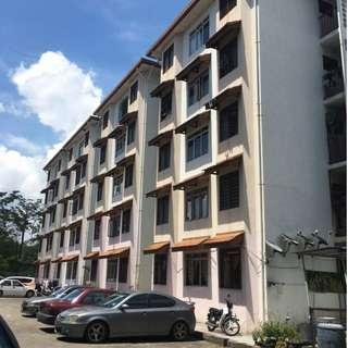 Below MV nilam court apartment , nilai impian