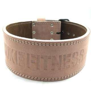 Nuke Fitness Powerlifting Belt. Weightlifting
