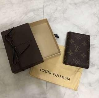 Louis  Vuitton 經典卡夾