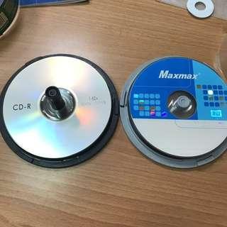 🚚 空白光碟 15片
