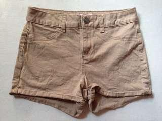 American Heritage Highwaist Short