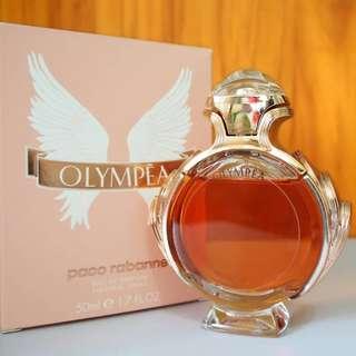 Preloved Paco Rabanne Olympea 50ml EDP