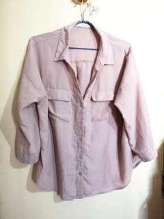 粉紅tshirt