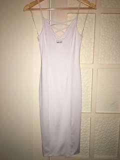 Tiger Mist White Dress