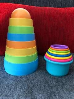 Stacker Cups