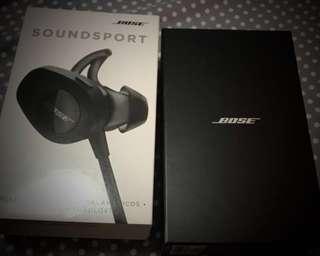 Bose soundsports Bluetooth oginial