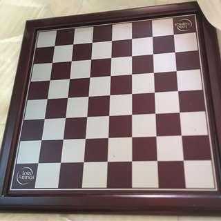 CHESS BOARD Lord Of The Ring