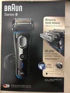 🚚 Shaver braun s9