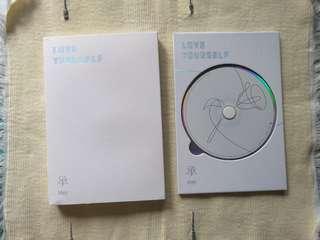 BTS Love Yourself Her V ver. Album