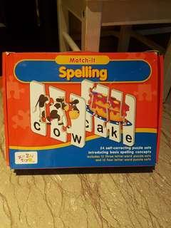 Educational Toy, puzzles, games