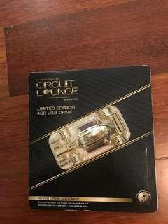 Limited Edition USB drive 4GB, Gold