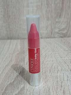 Clinique chubby stick baby tint (02 coming up rosy)