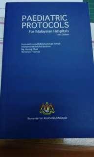 Malaysian Paediatric Protocol 4 Edition (NEW!!)