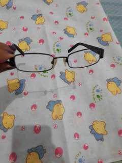 Frame kacamata anak gambar Spiderman