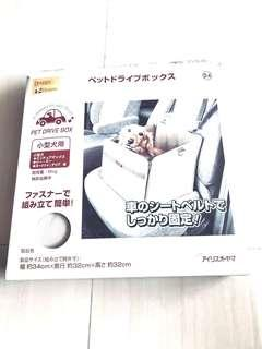 Car Box Seat for small dog