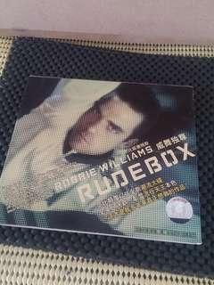 Music CD : Robbie Williams, RudeBox