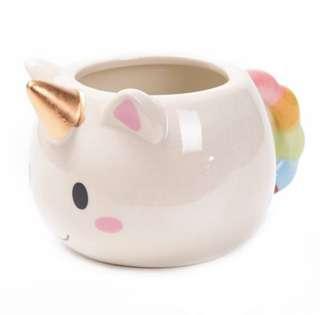 Instock Rainbow Unicorn Cup