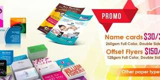 Low cost good quality Name Card Printing