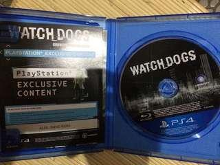 Game PS4 WATCH DOGS