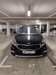 BRAND NEW! Kia Carens 1.7L Diesel for Immediate Lease!