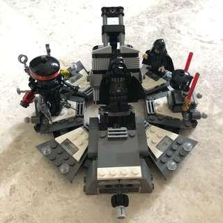Lego 75183 - Darth Vader Transformation