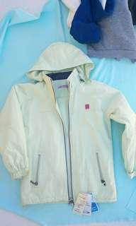 🚚 台灣製女童鋪棉加絨防風外套