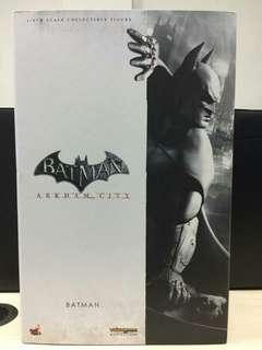 Hot toys batman arkham city