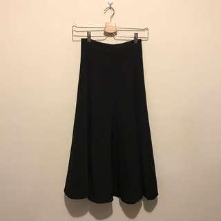 韓版 魚尾長裙