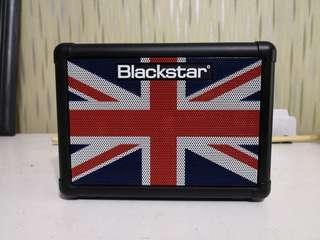 Blackstar Fly 3 Union Jack limited Guitar Amplifier