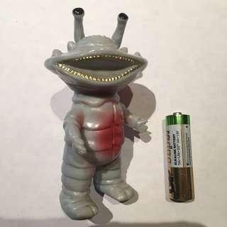 カネゴン 食錢怪 Kanegon Marmit Bullmark figure [鹹蛋超人Ultra Q 怪獸 錢多多 圓谷 TSUBURAYA 円谷 sofubi]可動 action figure
