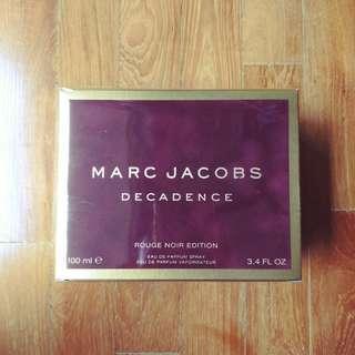 BNIB Marc Jacobs Decadence Perfume